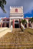 Lutheran Church in St Thomas poster