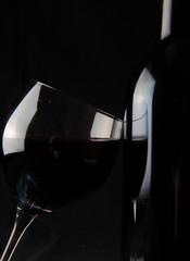 vin dans l'ombre