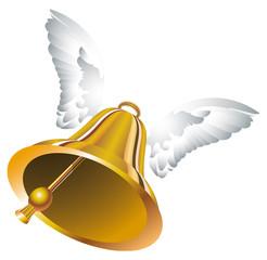 Cloche de Pâques venant de Rome