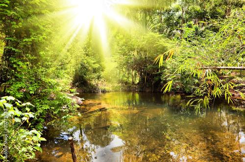 rzeka-w-dzungli-tajlandia
