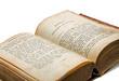 Ancient book, gospel.