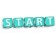 Start Block Text
