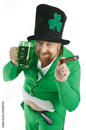 St. Patricks Day Leprechaun