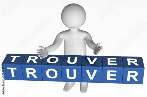 Cubes - 381 - TROUVER