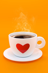 Love morning coffee