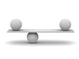 Balance or imbalance? poster