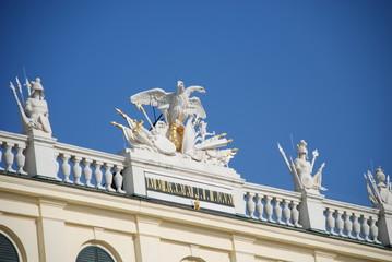 Castello di Schönbrunn, particolare