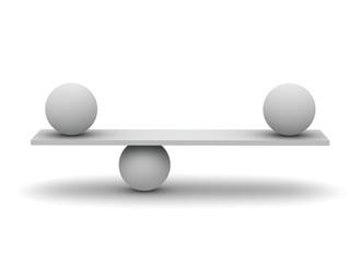 Balance or imbalance?