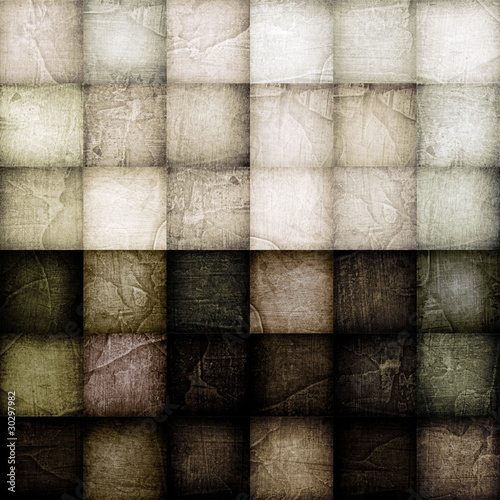 Obraz hand painted textured abstract background