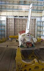 Buran spacecraft