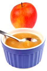 Pomme et compote