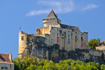 Castelnaud Castle - France