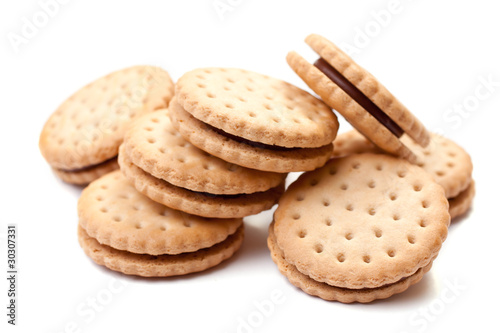 Filled Biscuits