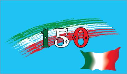 150 esimo del tricolore
