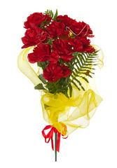 Fascio di rose rosse