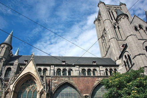 Saint Bavo Cathedral of Ghent
