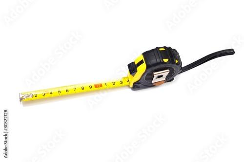 Leinwandbild Motiv Tape-measurer