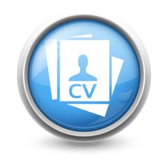 Symbole glossy vectoriel CV 01