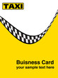 Taxi Taxi - Visitenkarte - Business Card No. 1