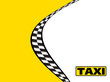 Taxi Taxi - Visitenkarte - Business Card