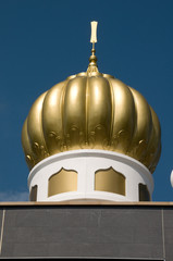 Sikh Temple top Doncaster