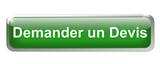 demander un devis en ligne sur bouton métal rectangle vert poster