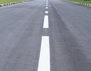 highway on street