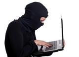 Hacker beim Datenklau