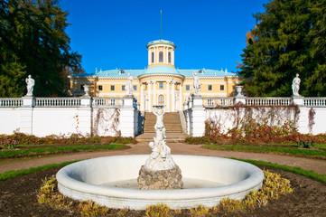 The Palace in Arkhangelskoe estate, Russia