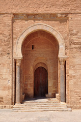 The old Mosque of Monastir, Tunisia