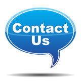 CONTACT US BUBBLE SPEECH