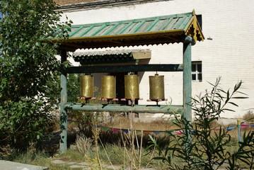 Moulins à priere, Mongolie