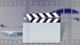 Filmklappe Animation