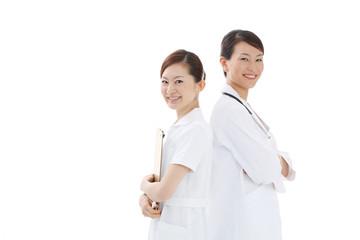 女医と看護婦
