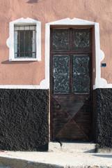 Oriental Door And Window