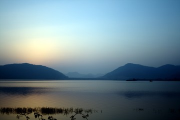 Man Sagar Lake, Jaipur