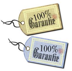 100 % Garantie