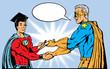 Superhero Graduation
