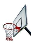 Fototapeta kosz - koszykówka - Drużynowe
