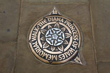 In memoria di lady Diana