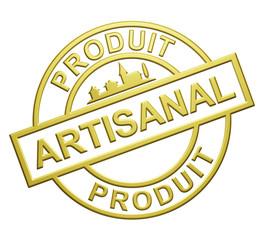 """Produit Artisanal"" Label"