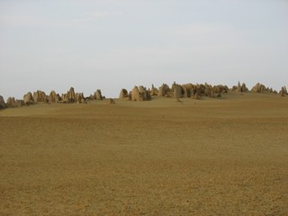 Australia - Nambung National Park - Pinnacles
