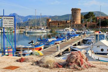 Porto di San Nicola l'Arena - Palermo