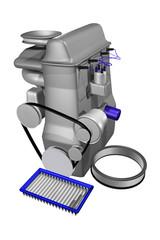 air filter concept