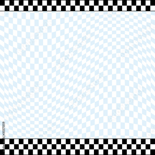 Vector checkered racing theme background