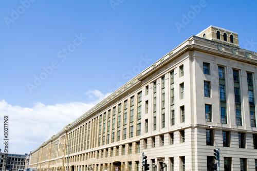 US Dept of Agriculture USDA Building Washington DC
