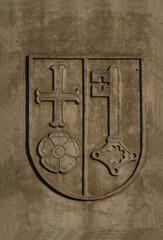 Wappen der Stadt Lügde