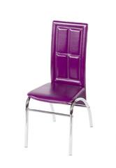 High backrest dining chair