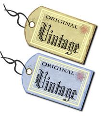 Anhänger Original Vintage