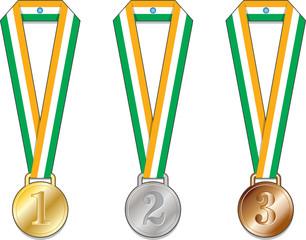 india medaglie medal medaglia
